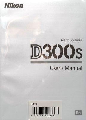 Инструкции и руководства NIKON D300S DIGITAL