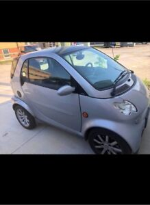 Smart Fortwo Diesel, $17 to fill, Auto,Glass roof, safetied