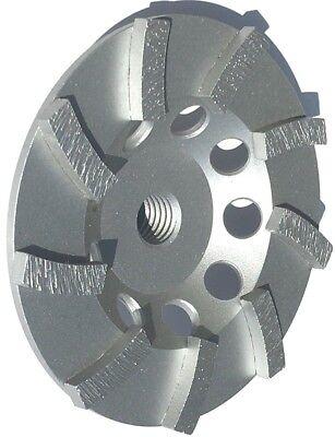 4.5 New Power Diamond Cup Wheel 9 Seg Grinding Hard Concretestonemasnry