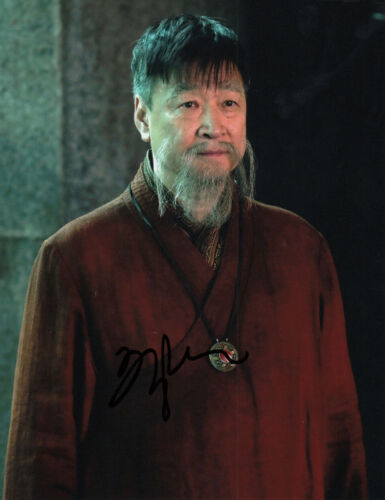 Tzi Ma authentic signed Once Upon a Time 10X8 photo AFTAL & UACC [15932] + COA