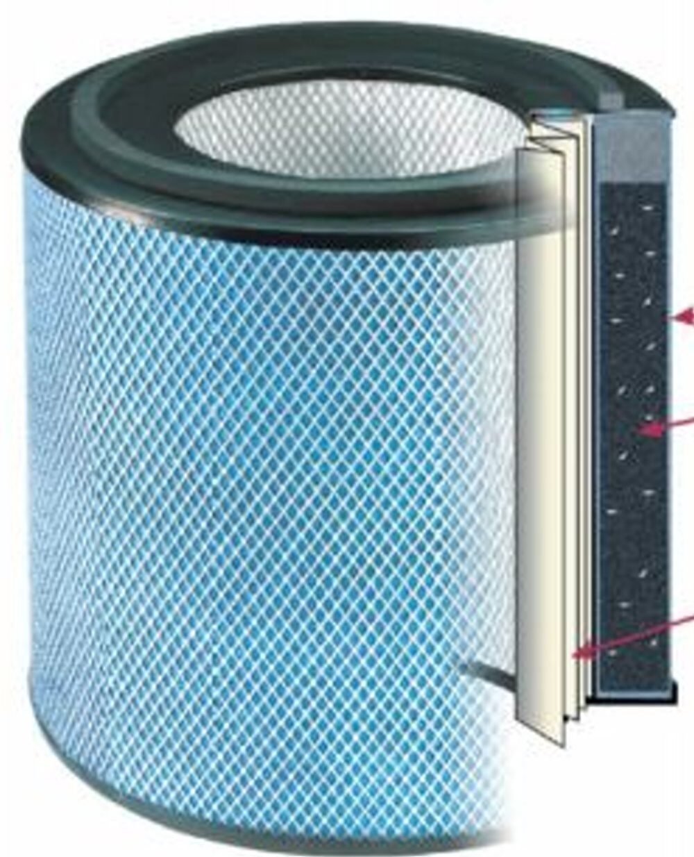 Replacement filter for HEALTHMATE PLUS JR by Austin Air