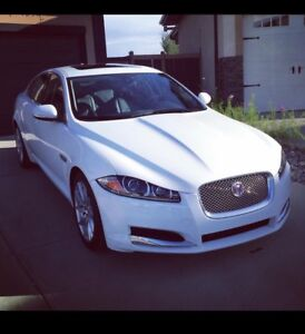 2014 Jaguar XF with warranty to 160000km