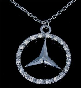 Mercedes benz jewelry ebay for Mercedes benz pendant