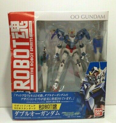 Mobile Suit Gundam 00 - 00 GUNDAM Robot Spirits - R#001 Bandai - MIB - Gundam 00 Robot
