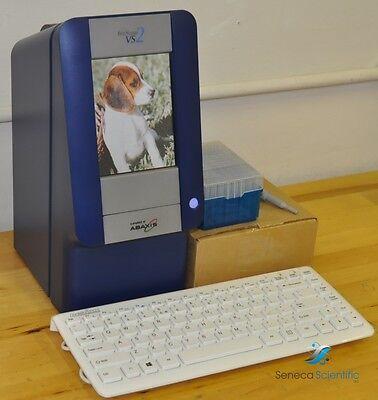 Abaxis Vetscan Vs2 Veterinary Blood Chemistry Analyzer