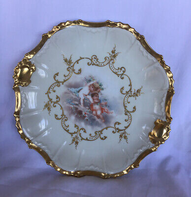 Limoges France Porcelain Tray