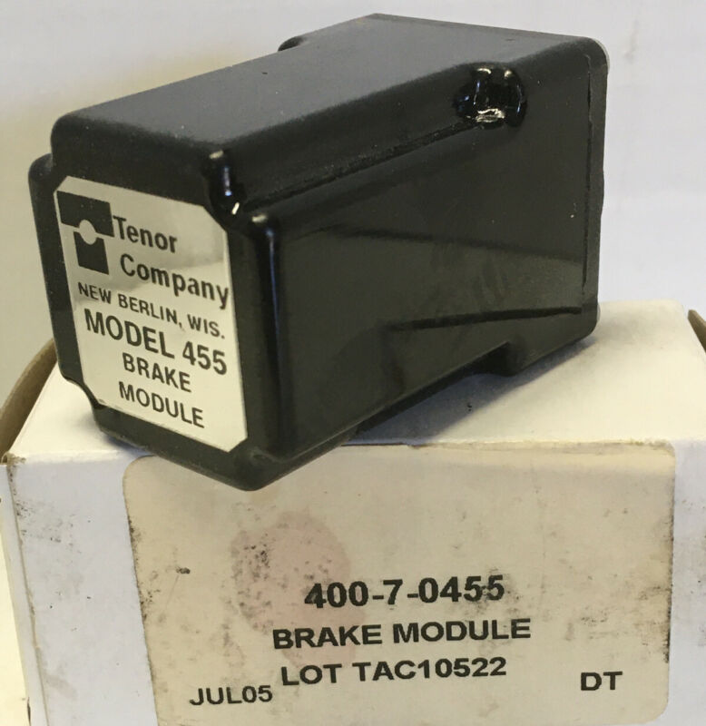 Tenor 400-7-0455 Brake Module