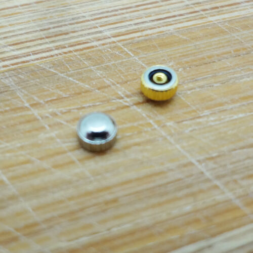UNIVERSAL WATCH CROWNS FOR 0.9mm STEM TAP 10