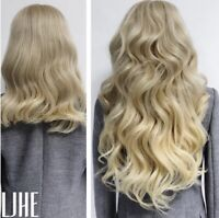 CERTIFIED HAIR EXTENSIONS! HOT FUSION, TAPE IN, MICROLINK!!
