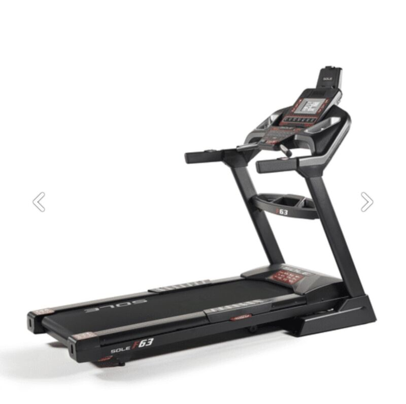 SOLE F63 Treadmill Barely Used EXCELLENT Condition!