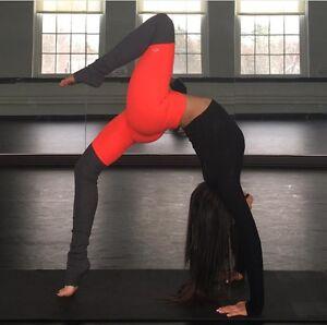 Model yoga teacher in Sydney Haymarket Inner Sydney Preview