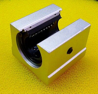 1 Pcs Sbr12uu 12mm Router Linear Motion Ball Bearing Slide Block For Cnc Sbr12