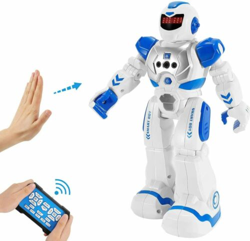 RC Robot for Kids Intelligent Programmable Robot with Infrared Controls