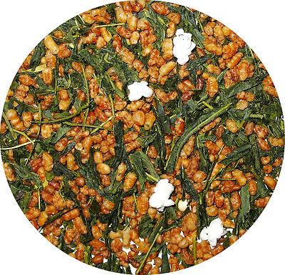 Japanese Green Tea Genmaicha natural green tea with roasted brown rice  1 -