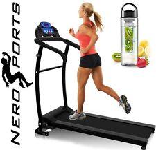 NERO PRO TREADMILL Fixed Incline Electric Motorised Folding Running Machine