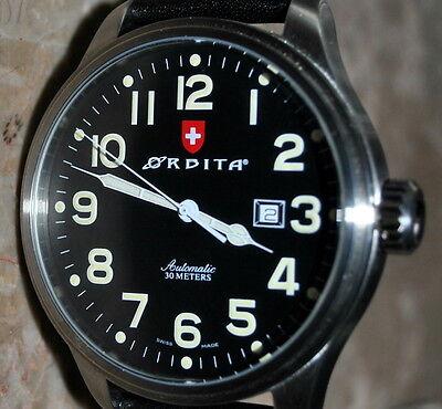 Russian ORBITA Automatic Model 8554 Swiss Made 30M Date ETA2846  21 Jewles