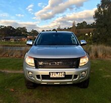 2011 Ford Ranger XLT 3.2L Turbo Diesel 6SP Auto Narre Warren North Casey Area Preview