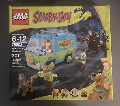 LEGO Scooby Doo THE MYSTERY MACHINE 75902 New In Box SEALED