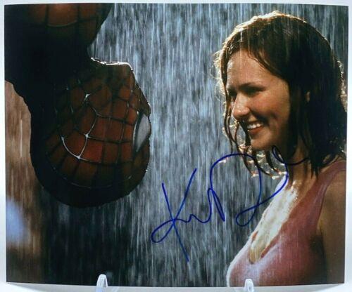 Kirsten Dunst Signed SPIDER-MAN 10x8 Photo AFTAL OnlineCOA