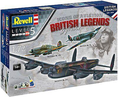 Revell 05696 - Modellbausatz British Legends