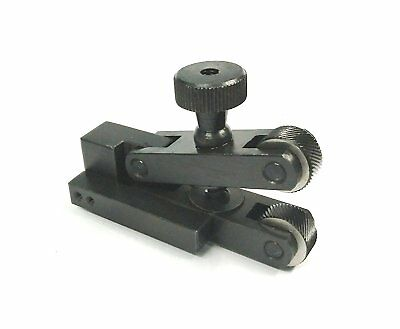 Mini V-clamp 5 - 20 Mm Adjustable Force Spring Action Knurling Tool For Lathe Ma