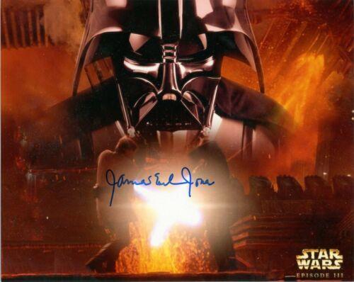 James Earl Jones ( Star Wars ) Darth Vader Autographed Signed 8x10 Photo Reprint