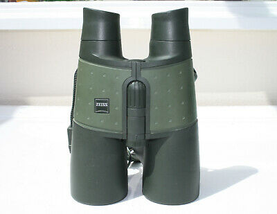 CARL ZEISS JENA 10 x 56 B T*P* NIGHT OWL BINOCULARS EXCELLENT.
