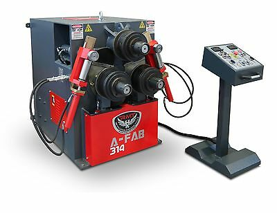 New Rmt A-fab 314 Hydraulic Angle Roll