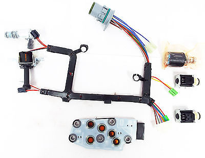 4L60E 4L65E 1993 1994 Complete Electronics Set 5 Solenoids TCC PWM Shift All New