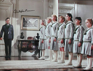 CHRISTOPHER-PLUMMER-Signed-16x12-Photo-THE-SOUND-OF-MUSIC-COA