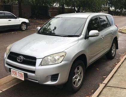Toyota RAV4 CV 2009
