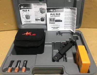 Pls 4 Red Cross Line Laser System 4794061