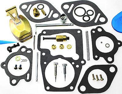 Carburetor Kit Float Fits Continental F163 Engine Ca10f345 Ca10f328 13738