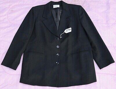 LE SUIT WOMEN JACKET/TOP Size - 16W. TAG NO. 3790i