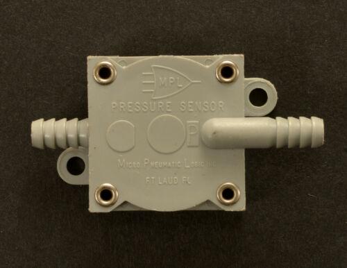 Micro Pneumatic Logic, Inc MPL 501 Adjustable Pressure Sensor - New old stock