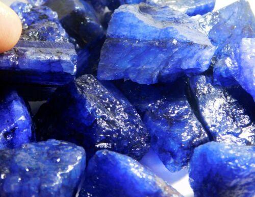 50.00.00 CT. + Natural Translucent Blue Tanzanite Rough Loose Gemstone