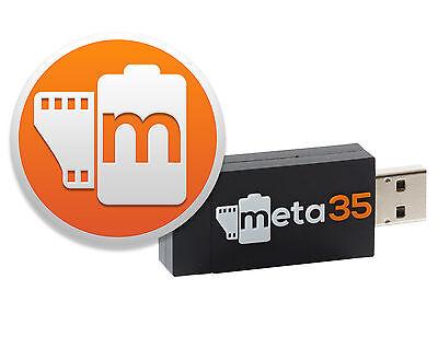 Meta35 for Nikon F100, F5, F6, N90, F90, N90s, F90x (replaces Nikon MV-1, MC-33)