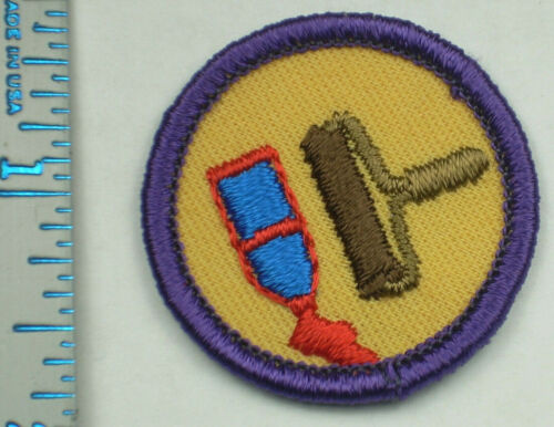 Vintage Girl Scout Badge - Prints and Graphics - 1980-2001 - retired