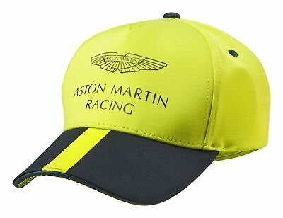 Aston Martin Racing Kid's Team Hat Lime Green