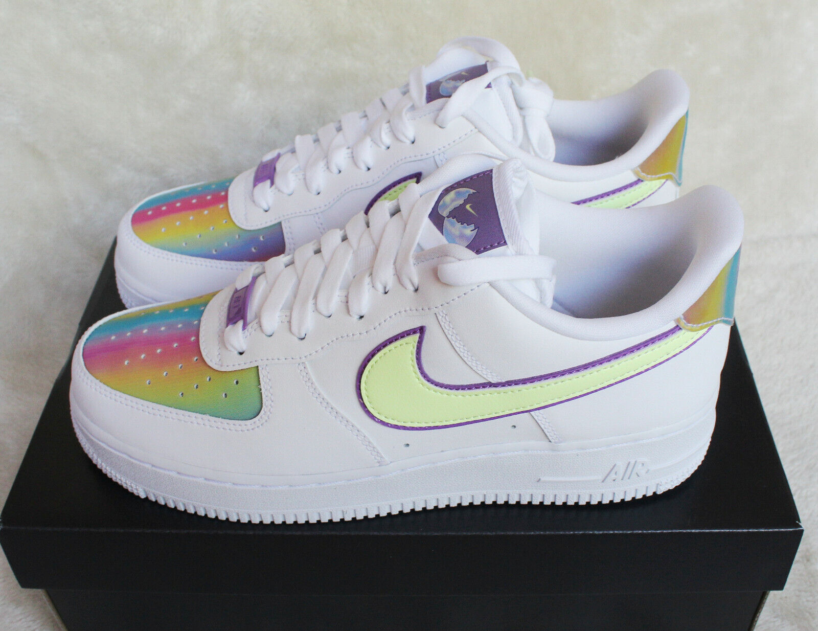NIKE AIR FORCE 1 One Utility Low Uk Us 7 8 8.5 9 10 11 12