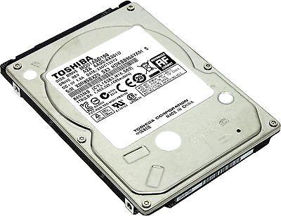 """NEW 1TB Toshiba SATA 2.5"""" Internal Hard Drive Disk 1TB LAPTOP HDD WIN MAC PS3/4"""