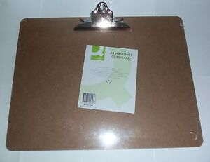 A3 SIze Hard Board Clipboard For Warehouse & Stockrooms
