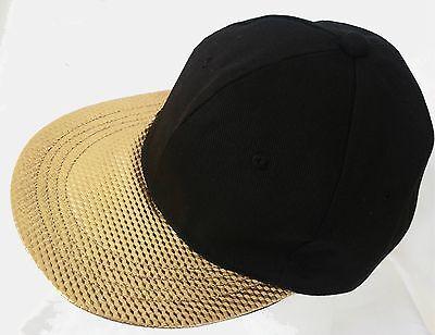 Masraze Cotton Blend Men Women Adjustable Snapback Hip  Baseball Cap Dance Hat ](Dance Hat)