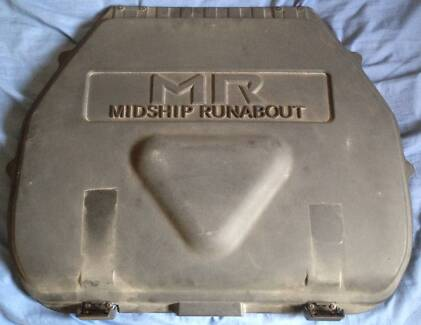 Toyota MR2-(S)pyder ZZW30 Bootlid Burnside Melton Area Preview