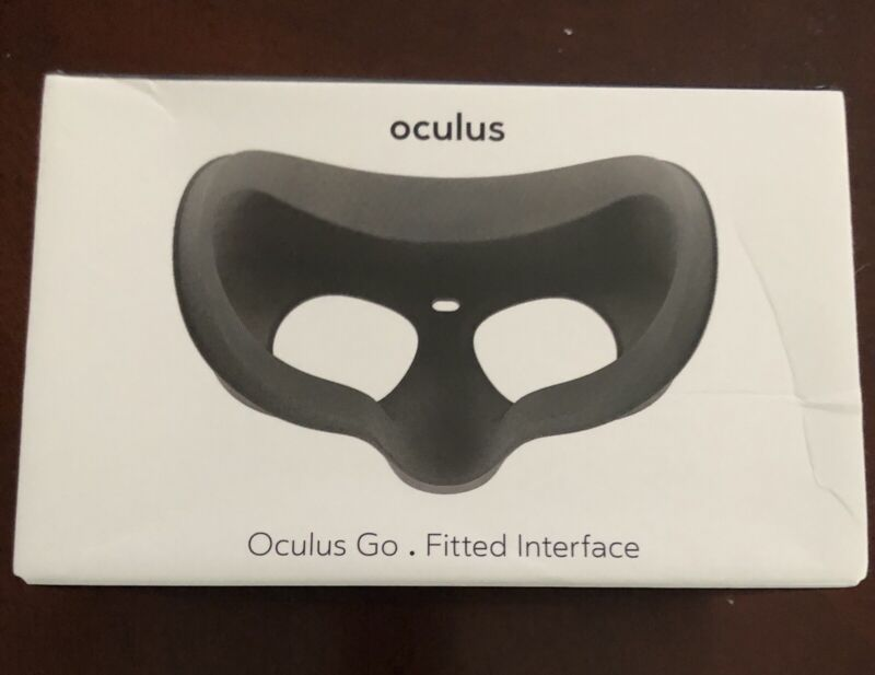 Oculus Go Replaceable Facial Fitted Interface