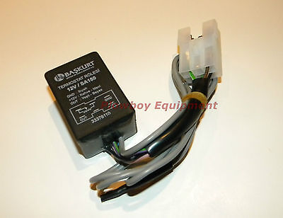 84402860 Ac Thermostat Switch For Case Ih Farmall Jx 60 -95 Mxm 120 - 155 Series