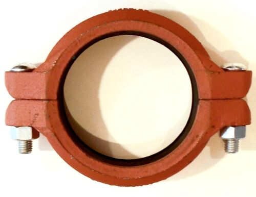 Tyco Grinnell 772 Pipe Coupling, 5-Inch