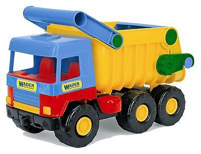 Laster Spielzeugautos 32051 Wader Spielzeug LKW Kipper Funktion Kipplaster Truck