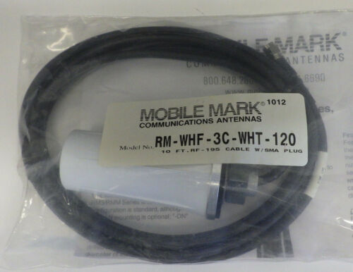 Mobile Mark RM-WHF-3C-WHT-120 Antenna