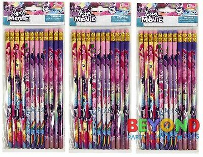 My Little Pony School Supplies (My Little Pony Wooden Pencils School Supplies Pencils Party)